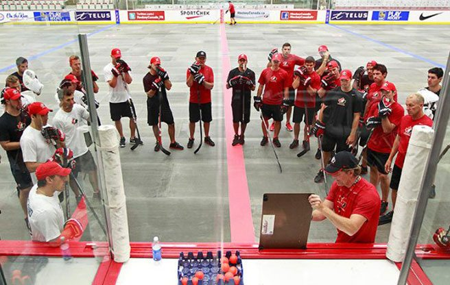There will be Toronto players—but no Maple Leafs—on the 2014 men's Olympic hockey team