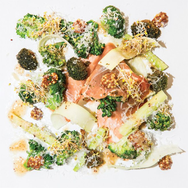 Must-Try: Hudson Kitchen's inspired makeover of humble broccoli