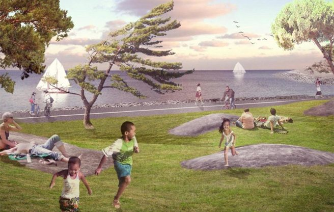 This is what Ontario Place's new public park could look like
