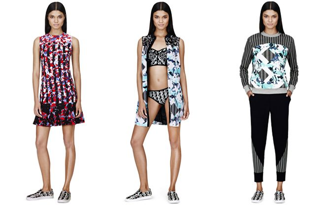 Browse the complete Peter Pilotto for Target lookbook