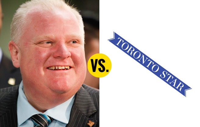 The <em>Star</em> figures out how to get Toronto civic leaders to comment on Rob Ford: hold a gun to their heads