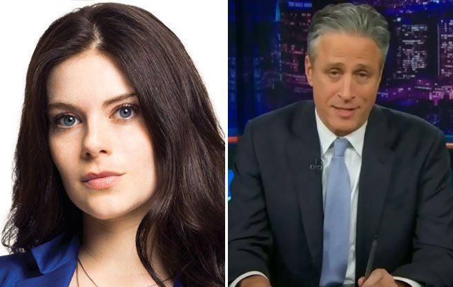 <em>Toronto Star</em> reporter Robyn Doolittle will appear on <em>The Daily Show</em>