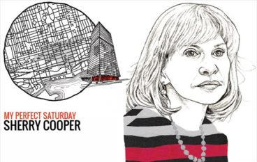 How former chief economist of BMO Financial Group, Sherry Cooper would spend a perfect Saturday in the Financial District