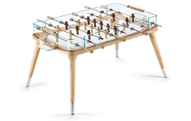The Find: this ain't your dad's foosball table