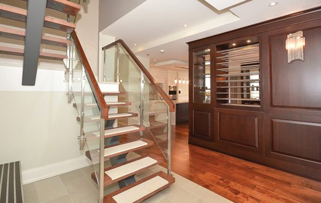 Condo of the Week: $2.5 million for an Islington penthouse with its own wine room