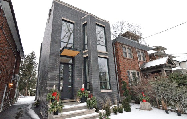 House of the Week: $2 million for a freshly renovated Lawrence Park home with a rooftop deck