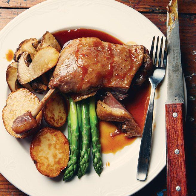 oronto Life Cookbook Recipe 2013: Duck Confit