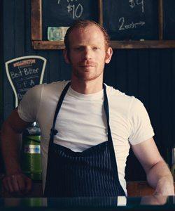 Farmhouse Tavern's Alex Molitz is taking on Prince Edward County