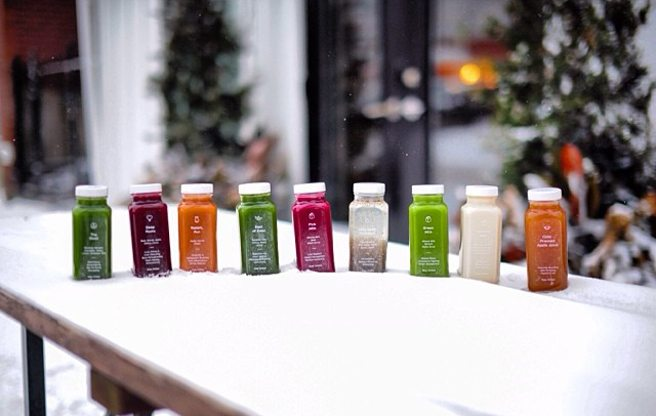 Rosedale residents get a new, upscale juice boutique