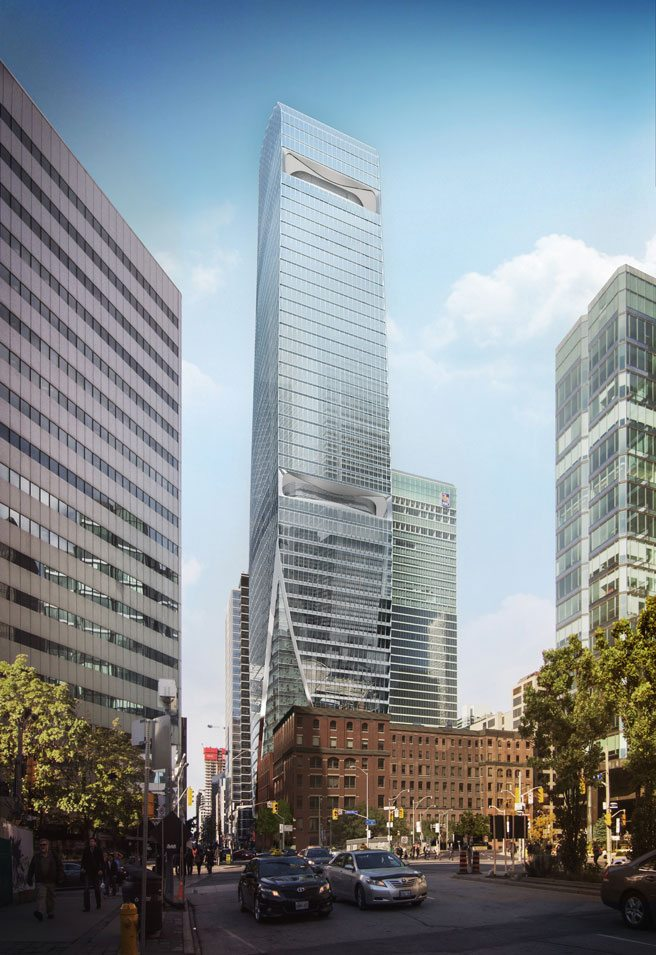 This new Front Street office tower could change Toronto's skyline for the better