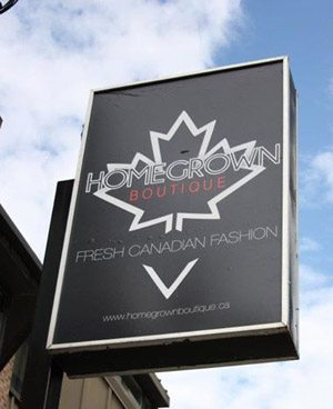 Canadian fashion destination Homegrown Boutique is closing its doors