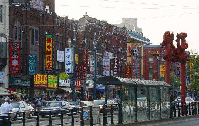 "The trendification of Chinatown: good news or bad for the city's celebrated ""ethnic buffet""?"