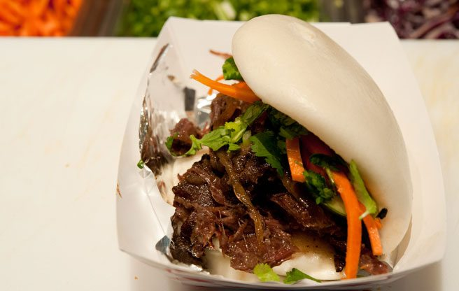 Banh Mi Boys will soon open Lucky Red, a new bao shop in Chinatown