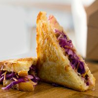 Introducing: Cut the Cheese, a Junction take-out joint with gourmet grilled cheese and mac 'n' cheese