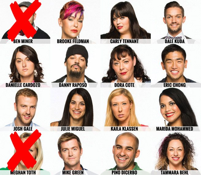 "<em>Masterchef Canada</em> Recap, episode 3: ""Don't be fooled by the stripper hair"""