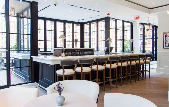 Scarpetta is closing at the Thompson Hotel so that The Chase can move in
