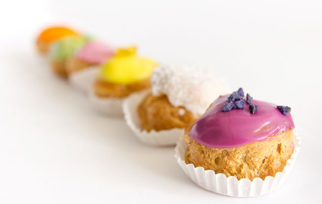 """Must-Try: colourful, two-bite cream puffs that say """"I love you"""" better than a card"""