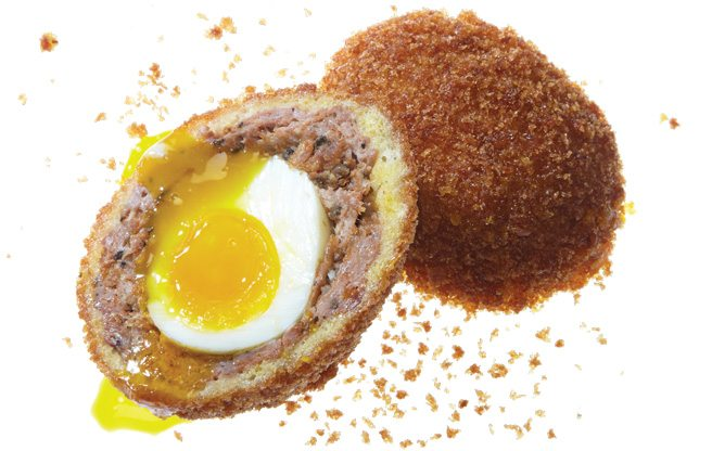Flavour of the Month: seven different and delicious takes on Scotch eggs