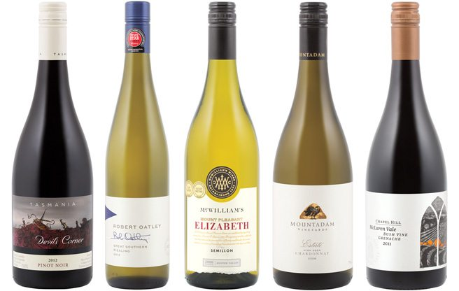 From Riesling to Pinot Noir, here are five can't-miss new wines from Australia