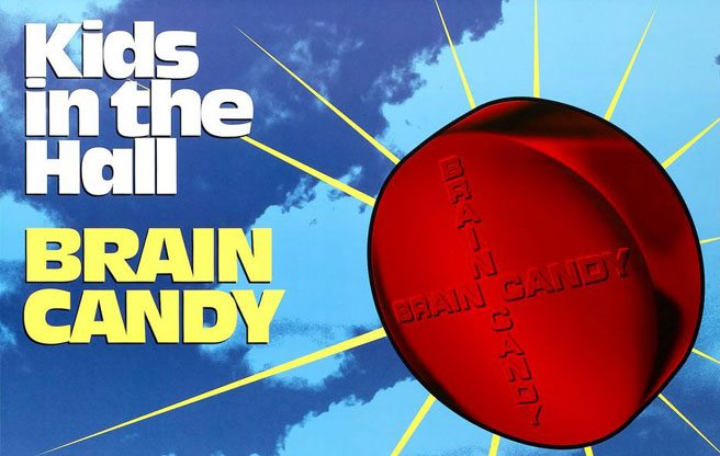 All five Kids in the Hall are reuniting for a live, public table read of <em>Brain Candy</em>