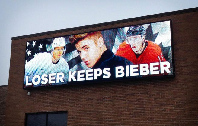 The stakes at today's Canada vs. USA hockey game are higher than we thought
