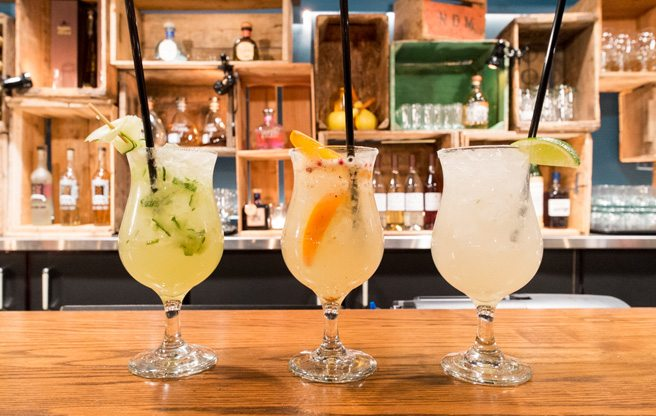 Introducing: El Caballito, a new tequila bar and taqueria on King West