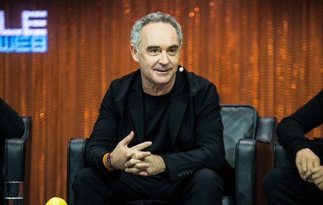 World-renowned chef Ferran Adrià is coming to Toronto