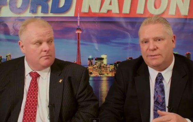 "Doug Ford revives his war on Waterfront Toronto in new ""Ford Nation"" YouTube videos"