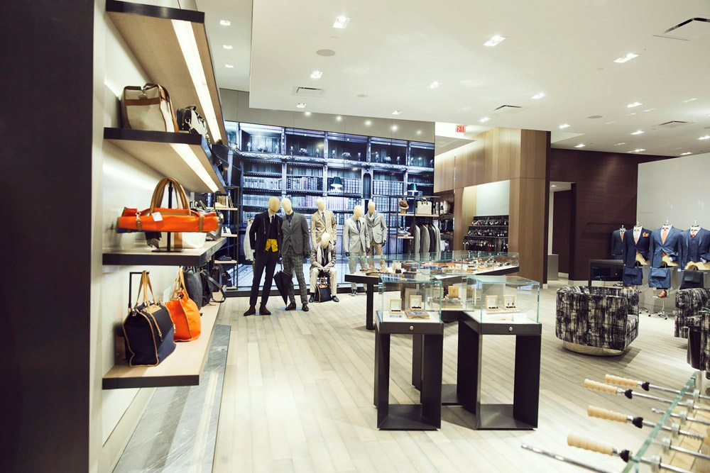 99e7b168dad Re-Introducing: Holt Renfrew Yorkdale, which now has a spa, a men's ...