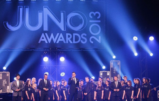 Drake, Deadmau5, Bieber and others make the 2014 Juno nomination list