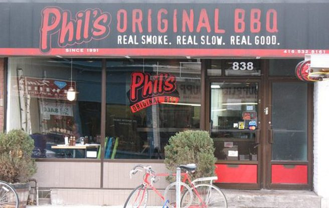 Phil's Original BBQ closes after two decades at College and Ossington