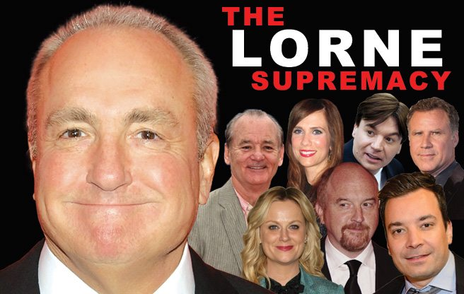 The Lorne Supremacy: how Lorne Michaels reshaped the world of comedy