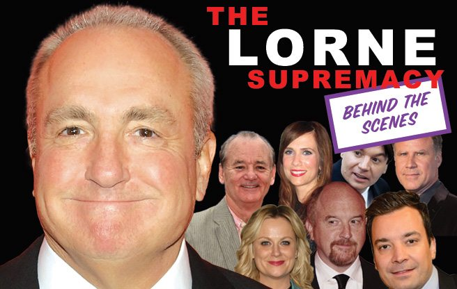 The Lorne Supremacy: Behind the Scenes