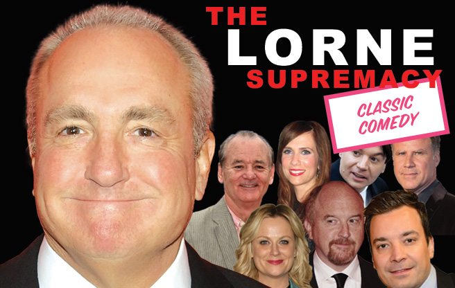 The Lorne Supremacy: Classic Comedy