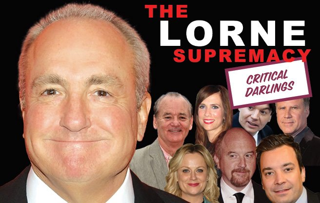 The Lorne Supremacy: Critical Darlings