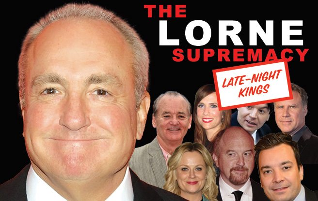 The Lorne Supremacy: Late-Night Kings