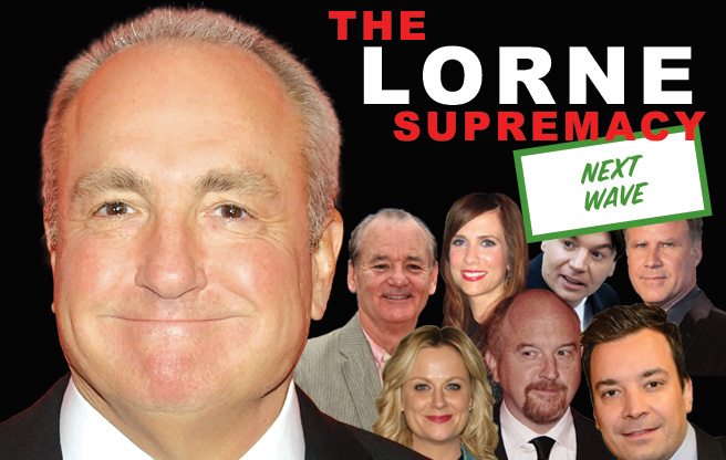 The Lorne Supremacy: Next Wave