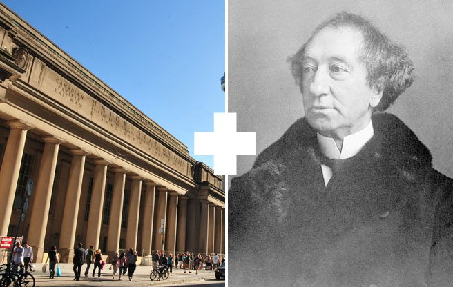 "Union Station could be renamed ""John A. Macdonald Station"""