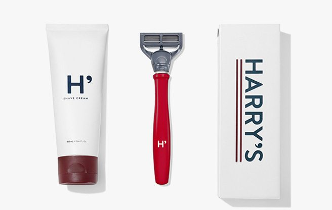 The Find: Harry's Shaving Kit
