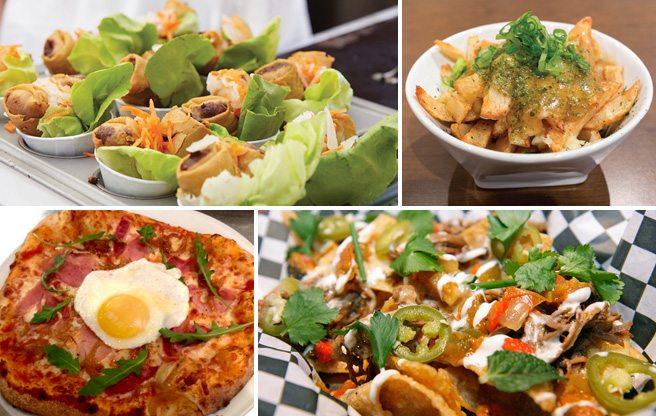 Eight Portmanteau foods