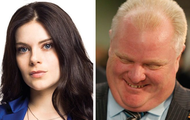 Seven crazy things we learned from <em>Crazy Town</em>, Robyn Doolittle's new book about Rob Ford