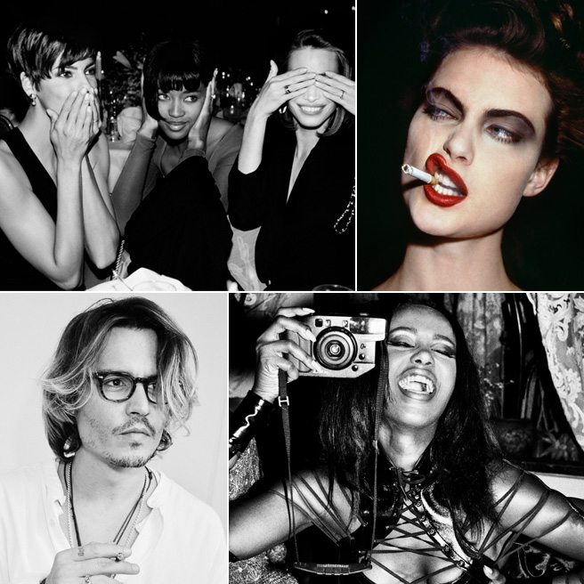 Preview: 12 shots of Johnny Depp, Kate Moss and other celebs at Roxanne Lowit's first Canadian exhibit