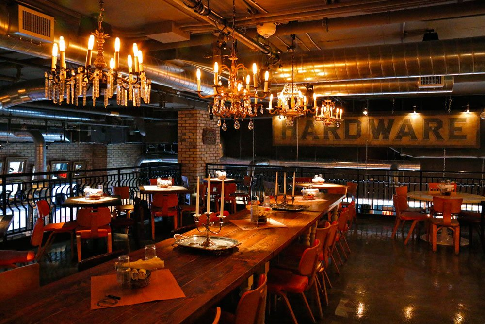 Restaurants Downtown Toronto With Private Room