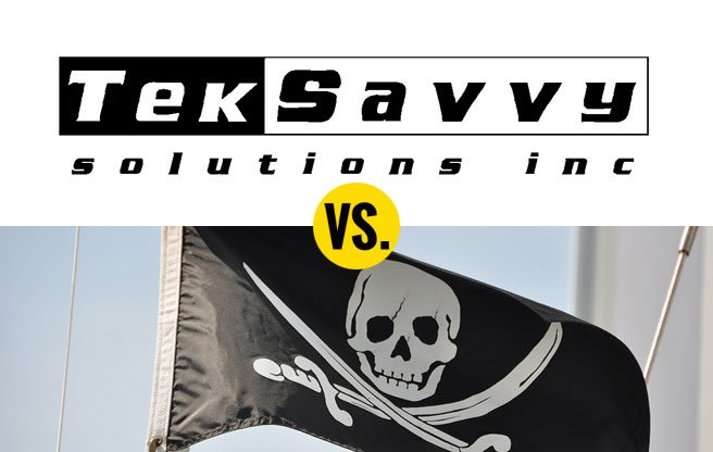 TekSavvy will turn over the names of 2,000 alleged movie pirates