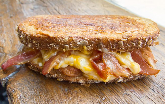 Grilled Cheese Festival Preview: a sneak peek at 12 of the gorgeously gooey sandwiches available at Grilled Cheese Fest