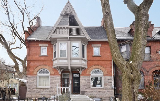 House of the Week: $1.3 million for a classic Cabbagetown semi