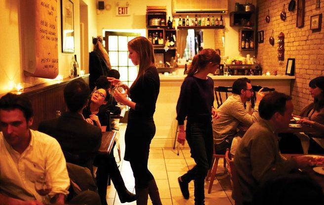 Dundas West restaurant Brockton General is closing in March