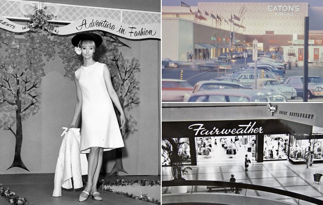 Slideshow: seven vintage photos of Yorkdale when it first opened in the 60s