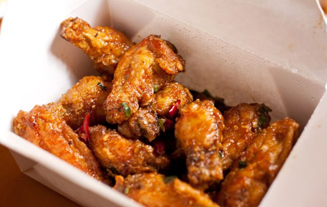 Get your tickets now for Toronto's third annual chicken wing festival