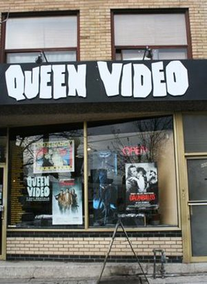 Queen Video is closing its College location after a decade (and selling off 30,000 rentals)